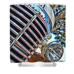 1940 Chevy Truck Shower Curtain