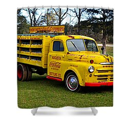 1942 Dodge Delivery Truck 001 Shower Curtain