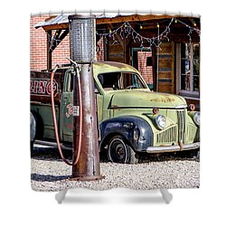 1947 Studebaker M-5 Pickup Truck Shower Curtain