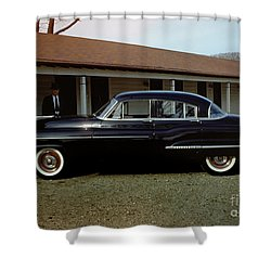 1950 Oldsmobile Futuramic 88 Convertible Shower Curtain