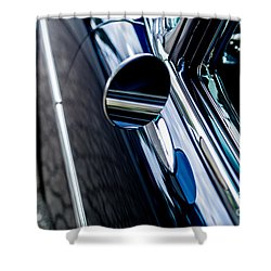 Shower Curtain featuring the photograph 1950s Chevrolet by M G Whittingham