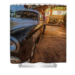 1952 Chevy  Shower Curtain
