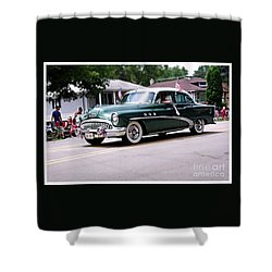 1953 Buick Special Shower Curtain