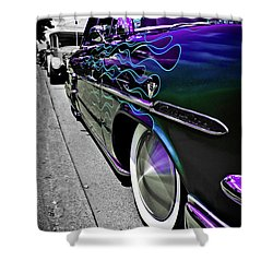 1953 Ford Customline Shower Curtain