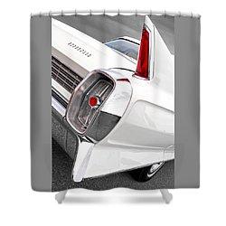 1960s Cadillac Fleetwood Shower Curtain
