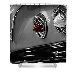 1961 Chevrolet Impala Shower Curtain by Gordon Dean II
