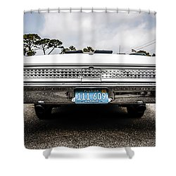 1961 Ford Galaxie 500 Shower Curtain