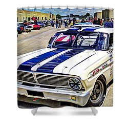 1964 Ford Falcon #51  Shower Curtain