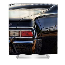 1967 Chevy Impala Ss Shower Curtain by Gordon Dean II