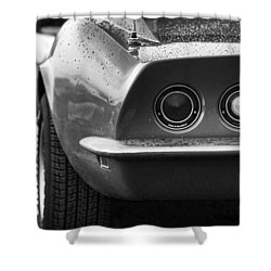 1969 Chevrolet Corvette Stingray Shower Curtain