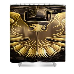 1979 Pontiac Trans Am  Shower Curtain