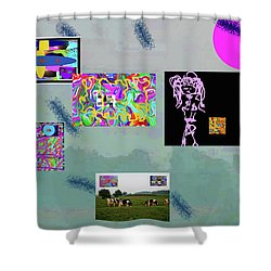 2-12-2057f Shower Curtain