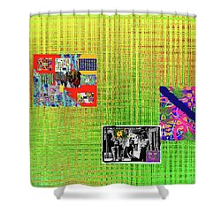 2-13-2057l Shower Curtain