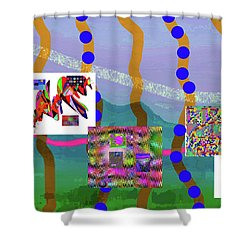 2-14-2057f Shower Curtain