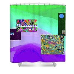 2-2-2057q Shower Curtain