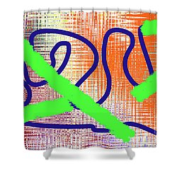 2-24-2057g Shower Curtain
