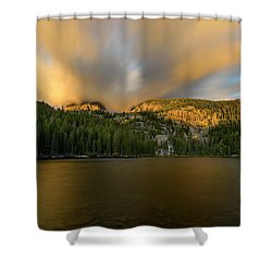 2 / 51  Bear Lake's Hallett Peak #2 Shower Curtain