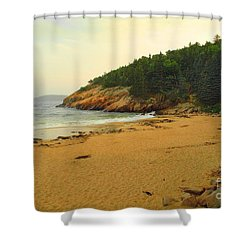 Acadia  Shower Curtain