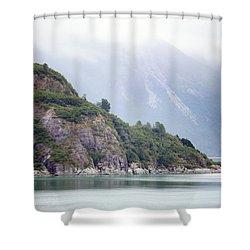 Alaskan Coast Shower Curtain