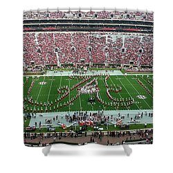 Bama A Panorama Shower Curtain