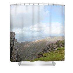 Ben Nevis Shower Curtain