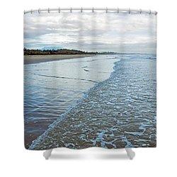 Binh Hai Beach, Quang Ngai Shower Curtain