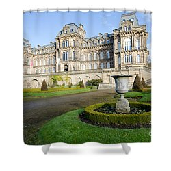 Bowes Museum Shower Curtain