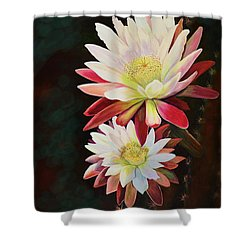 Cereus Business Shower Curtain