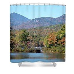 Chocorua Lake Shower Curtain