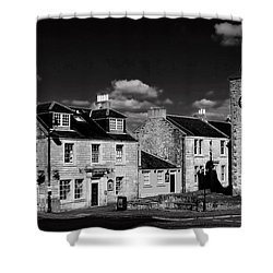 Clackmannan Shower Curtain