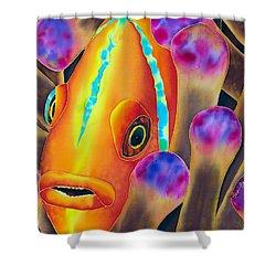 Clown Fish Shower Curtain