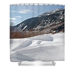 Crawford Notch State Park  - White Mountains New Hampshire  Usa Shower Curtain by Erin Paul Donovan