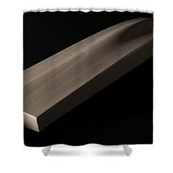 Cricket Bat Dark Shower Curtain