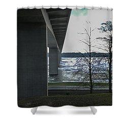 - Shower Curtain