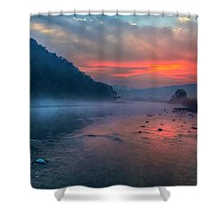 Dawn Shower Curtain