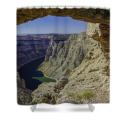 Devils Overlook Shower Curtain