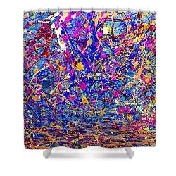 Dripx 6 Shower Curtain