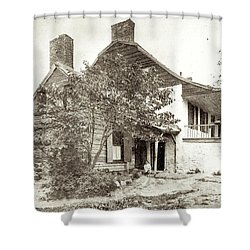 Dyckman House Shower Curtain