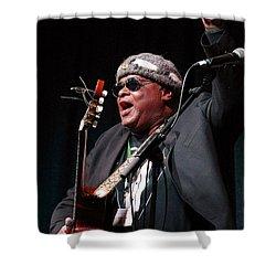 Folk Alliance 2014 Shower Curtain