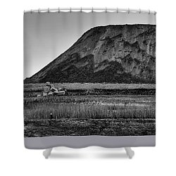Fresh Kills Shower Curtain