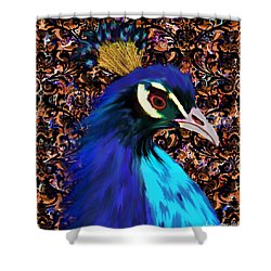 Gift Of Indra Shower Curtain