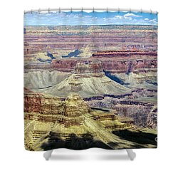 Grand Canyon Shower Curtain by RicardMN Photography