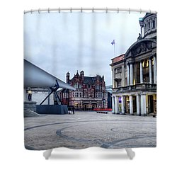 Hull Blade - City Of Culture 2017 Shower Curtain