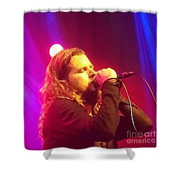 Jay Buchanan Shower Curtain