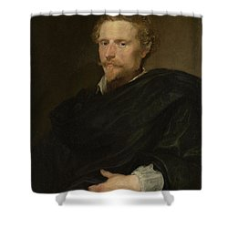 Johannes Baptista Franck Shower Curtain