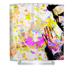 Kaka Shower Curtain by Svelby Art