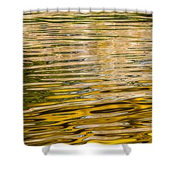 Lake Reflection Shower Curtain