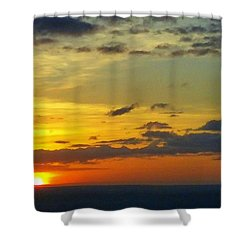 Extraordinary Maui Sunset Shower Curtain