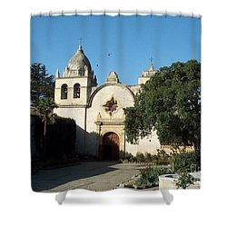 Mission Carmel Shower Curtain