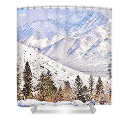 Natural Nature Shower Curtain